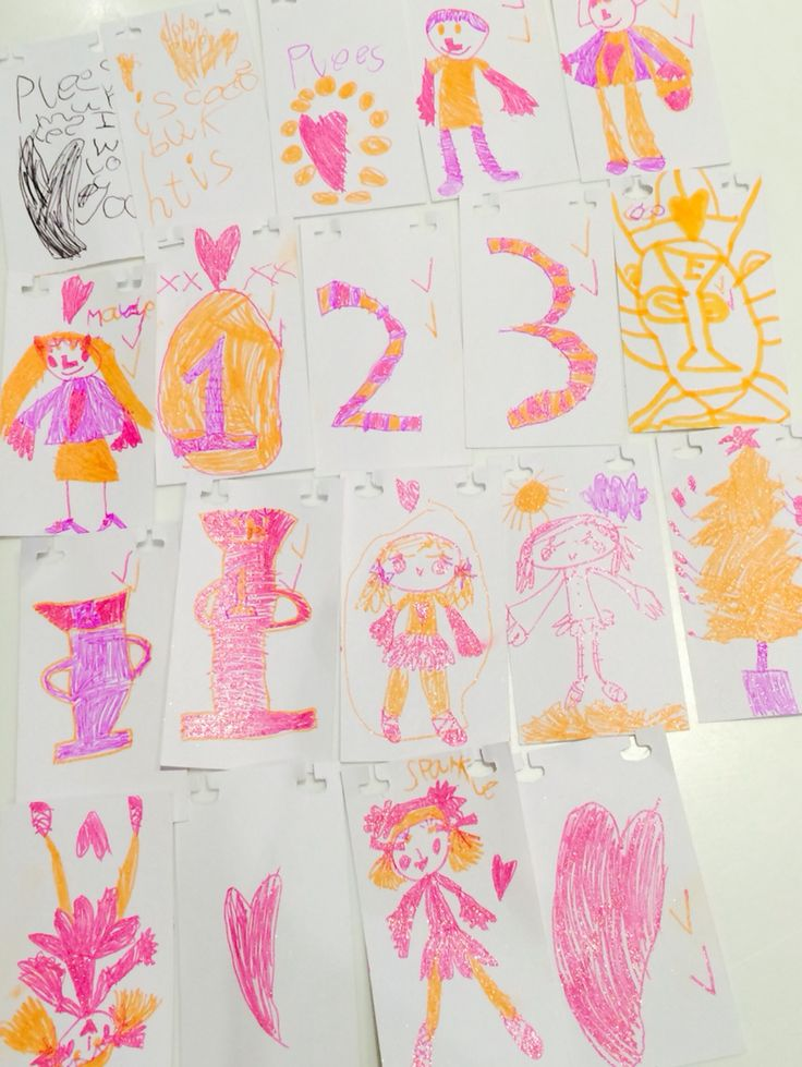 Coco's doodle collection