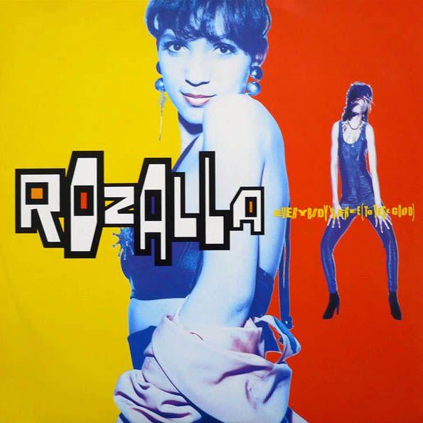 Rozalla - Everybody's Free (To Feel Good) (1991)