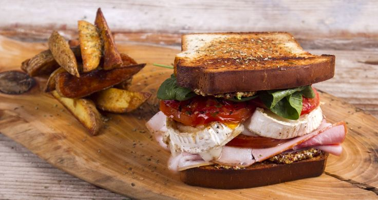 Grilled sandwich with pan roasted tomatoes and goat cheese by chef Akis. Make this easy but special and filling grilled sandwich for a snack, appetizer or light meal.
