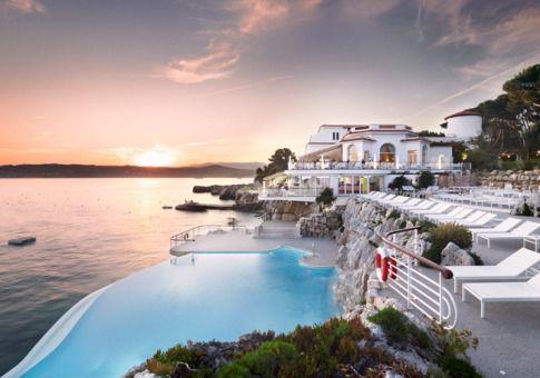Hotel du Cap-Eden-Roc, south of France