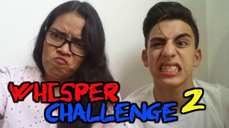 WHISPER CHALLENGE 2 | Jessica Santamaria