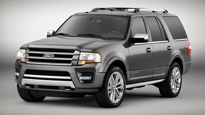 2015 Ford Expedition SUV Sports Utility Vehicle
