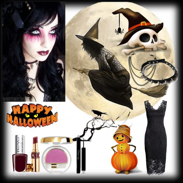 """""""Happy Halloween"""" by yvonne-alsemgeest on Polyvore"""