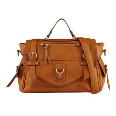 Call It Spring™ Anthericum Satchel  found at @JCPenney