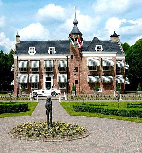 Rotterdam - Landhuis de Oliphant, Zuiderpark