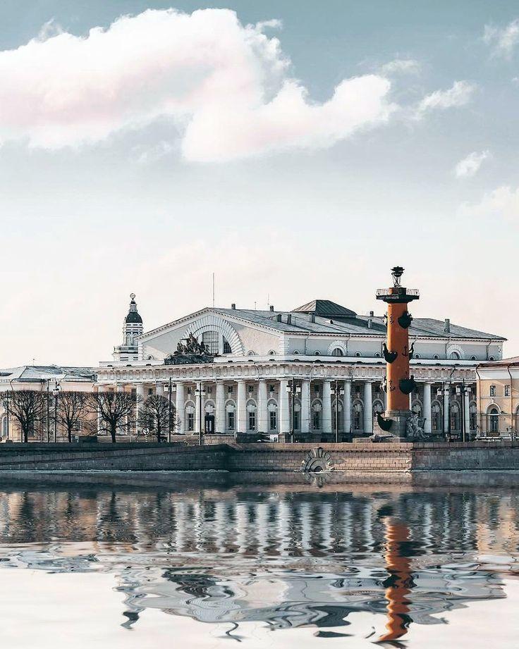 Vasilyevsky Island Photo: andrei_mikhailov