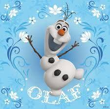 Waar is Olaf uit Frozen? Leuk zoekspel voor 4-7 jaar. Zie de Activitheek. Thema Winter