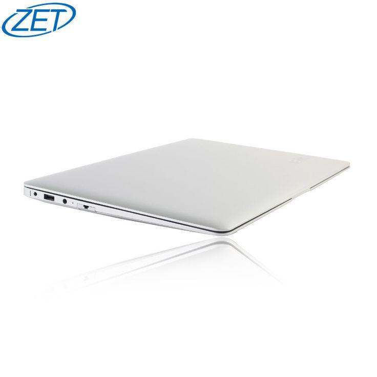 ZEUSLAP 8 GB Ram 120 GB SSD 1000 GB HDD Ultradunne Quad Core J1900 Snelle Running Windows 7/10 systeem Laptop Notebook
