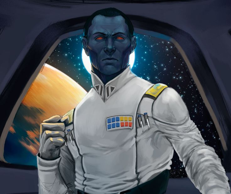 Another great character from the Expanded Universe, now in Rebels!  #StarWars  Jedi! I have been waiting for you! : Foto