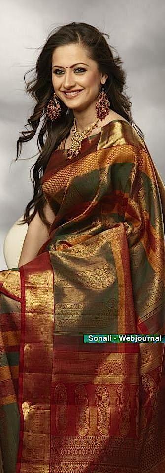 Handwoven silks from Rangoli India - http://www.rangoliindia.com/en/
