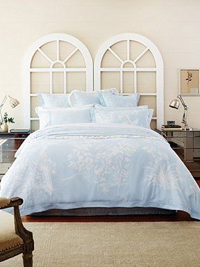 Porchester sky bedding range