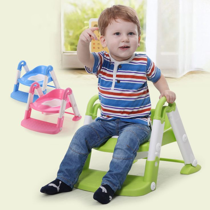 ==> [Free Shipping] Buy Best baby portable potty Pot children's toilet potty toilet seat children toilet pot with adjustable ladder pot urinal for children Online with LOWEST Price | 32673311940