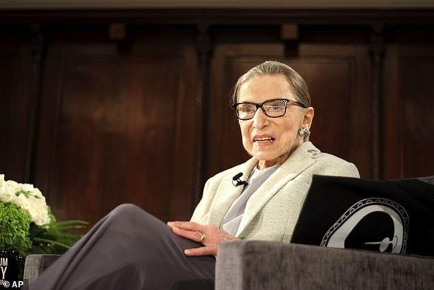 Us Supreme Court Justice Ruth Bader Ginsburg Supreme Court Justices Justice Ruth Bader Ginsburg Supreme Court
