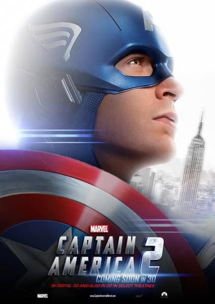 ver Capitan America 2 el soldado de invierno 2014 online descargar HD gratis español latino subtitulada