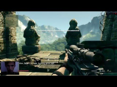 The Last Mission from Sniper Ghost Warrior
