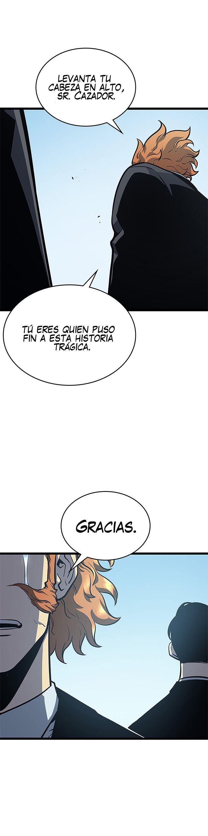 PÁGINA 09 × SOLO LEVELING [108][ESPAÑOL] en 2020 Tragico