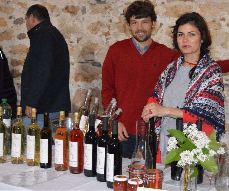 Wine tasting at Červený Kameň (Red Stone) Castle