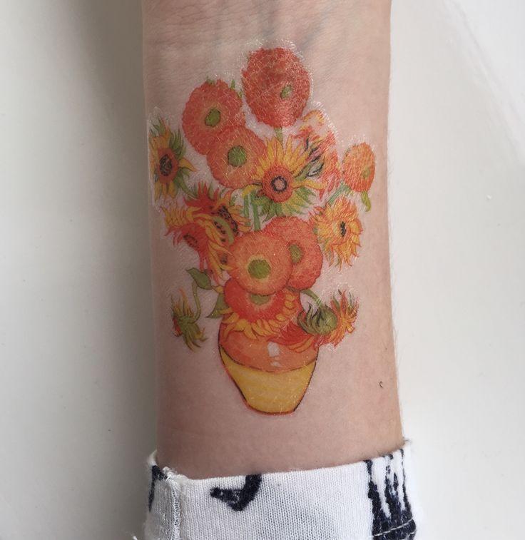 Sunflowers- Van Gogh