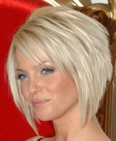 sarah harding hair bob - Google Search