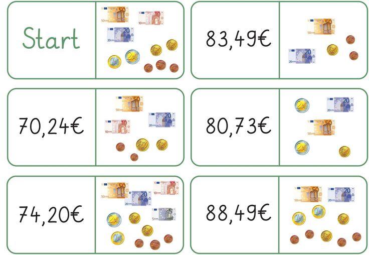14 besten mathe rechnen mit geld bilder auf pinterest