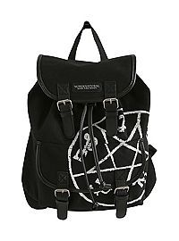 HOTTOPIC.COM - Supernatural Runes Slouch Backpack