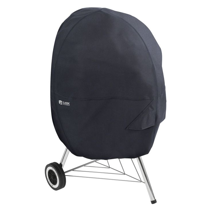 Classic Accessories Black Kettle BBQ Grill Cover - 55-315-010401-00