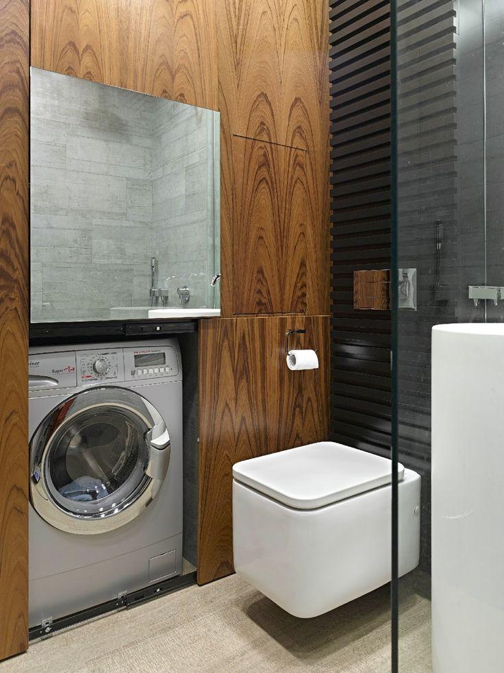 Дизайн однокомнатной квартиры: Однушка Deep House Макса Касымова, 35 кв.м.