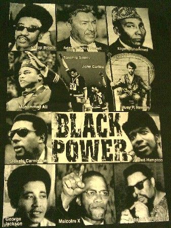 Black Power  Salute 'State of the Black Parent'   Where we be if we Stayed Humble!