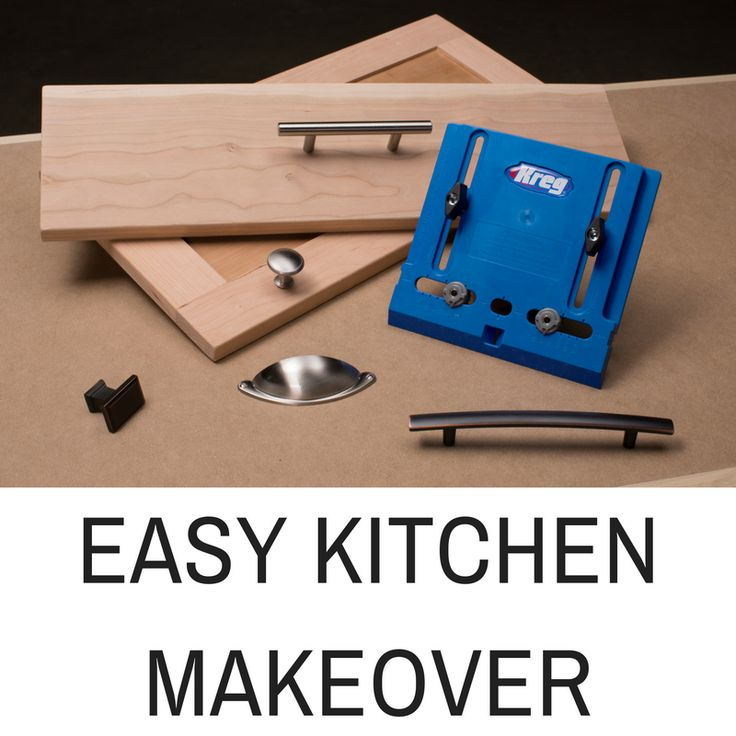 EASY Kitchen Makeover