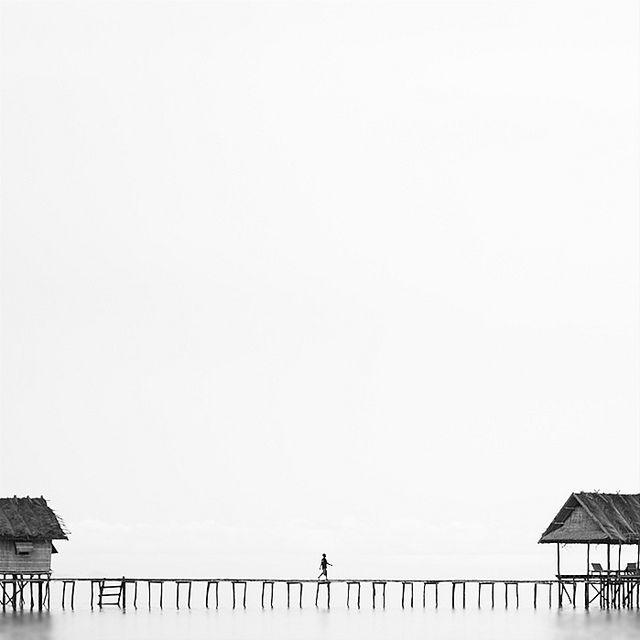 MiniM, Pier Of Kri, West Papua, Indonesia. Photo by Hengki Koentjoro
