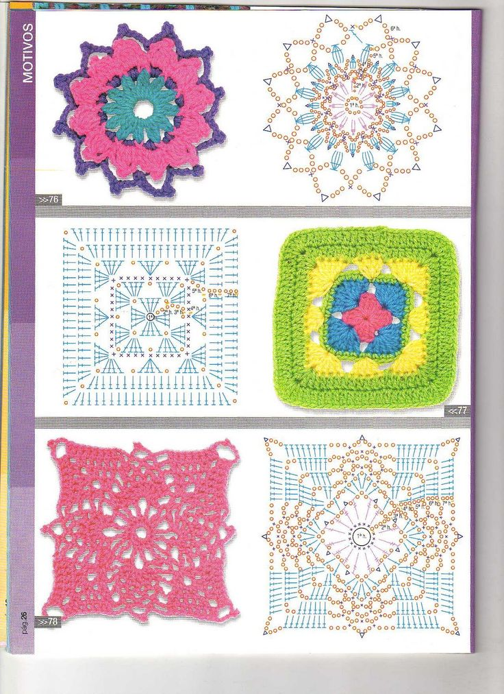 23 best Granny images on Pinterest | Crochet patterns, Crochet ...