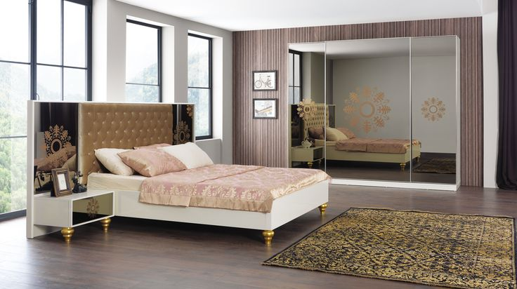 Genesis Yatak Odası   Decorall Mobilya Silivri İstanbul