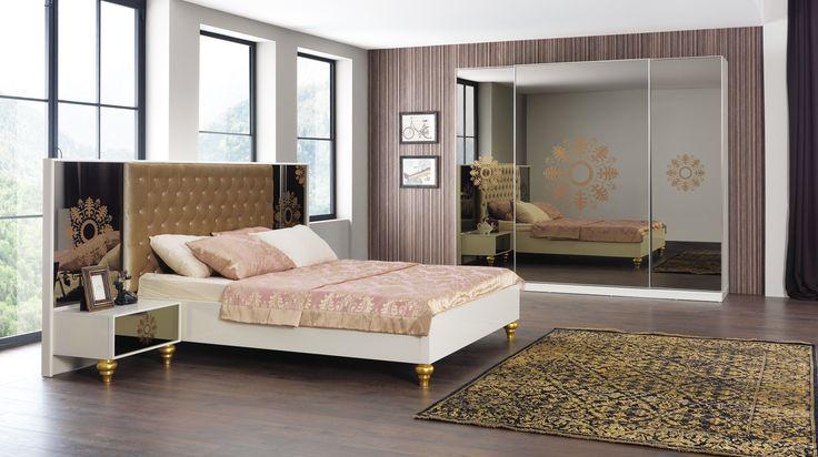 Genesis Yatak Odası | Decorall Mobilya Silivri İstanbul