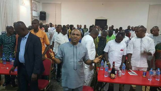 ABAK YOUTHS DECLARE SUPPORT FOR GOVERNOR EMMANUEL   ...Pleads Aniekan Umanah to join Abak Etim Ekpo Ika NASS race.  In what may be described as an agenda-setting forum for the New Year youths of Abak Local Government Area has restated their commitment to sustain the support for the Peoples Democratic Party and the administration of Governor Udom Emmanuel as well as massively mobilize support for the governor's return bid in 2019.  Numbering over 500 the youths in a solidarity visit to the…