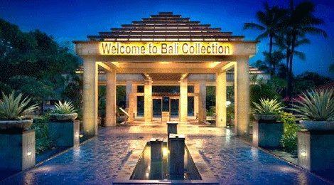 The Bali Collection is an exclusive shopping and entertainment complex in Nusa Dua, Bali  www.travelling-bali.com
