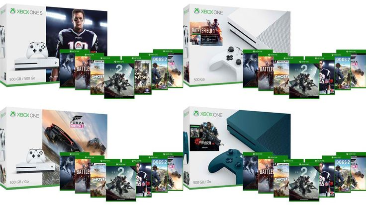 Buy Xbox One S 1TB, get two free games of choice at Microsoft: Last week Thursday Microsoft started up an early Labor Day sale on all…
