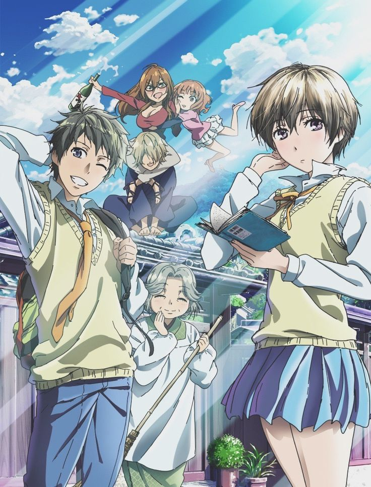 Bokura wa Minna Kawaisou Review Anime dvd, Comedy anime