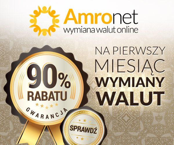 Amronet.pl 90% Rabatu. Koniecznie zostań naszym Klientem. Sprawdź jakie to proste.