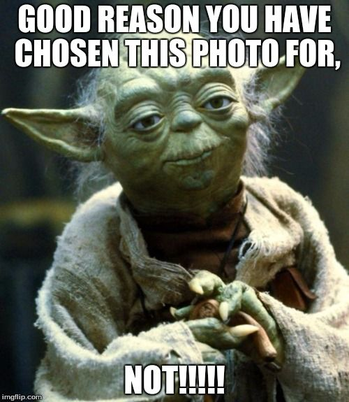 Star Wars Yoda Meme Generator - Imgflip