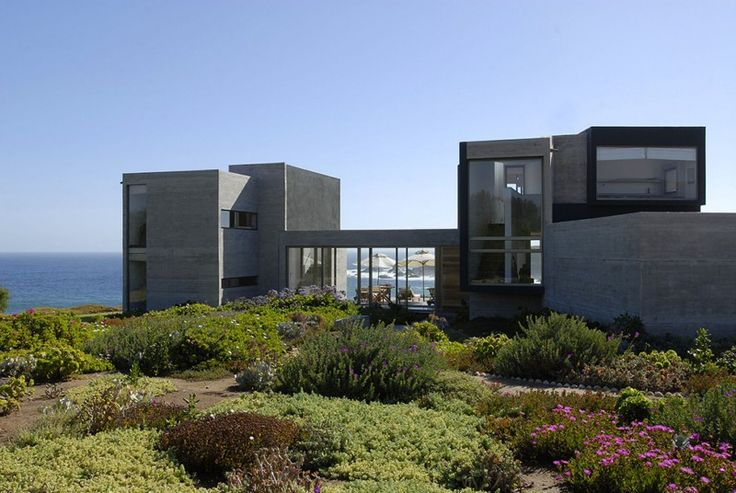 DX arquitectos Chilean Vacation Home Featuring Modern Architecture - http://www.usualhouse.com/chilean-vacation-home-featuring-modern-architecture/