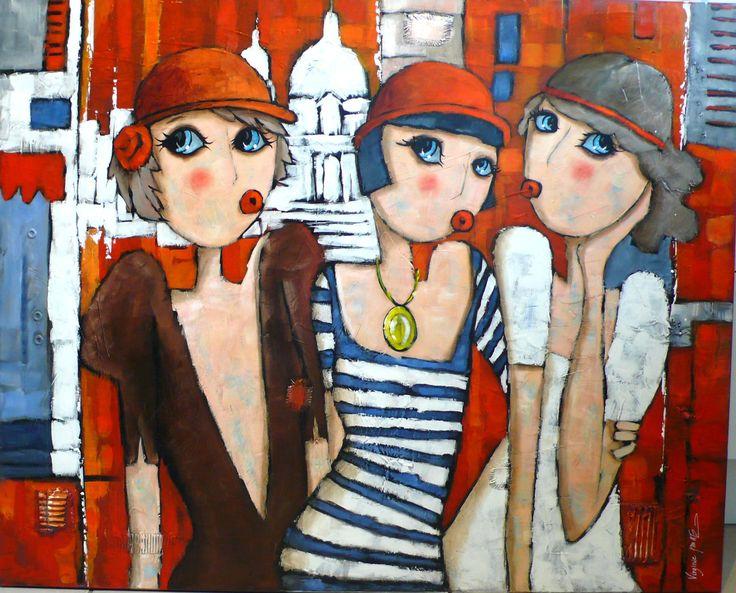 Collection Citadines – Virginie Matz
