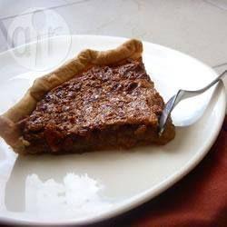 Tarte aux pacanes traditionnelle @ qc.allrecipes.ca