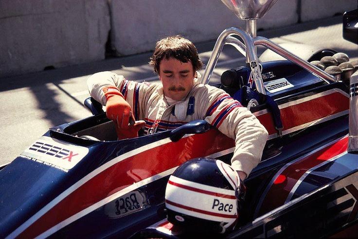 Nigel Mansell, 1980.