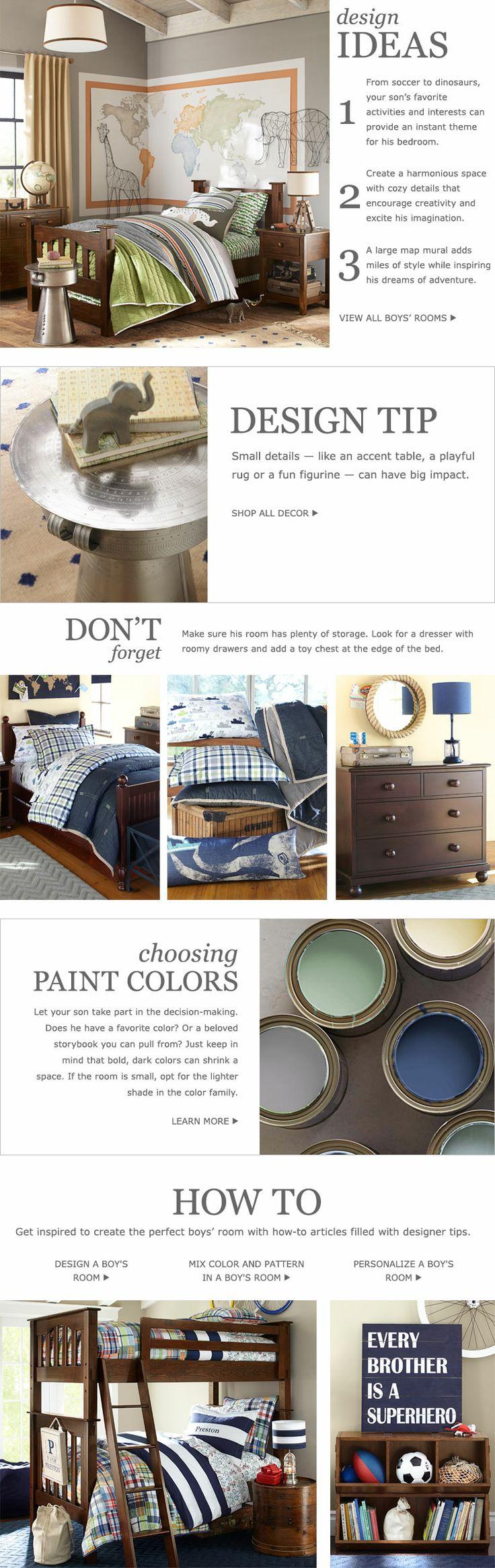 Boys Room Ideas u0026 Boys Room Decorating