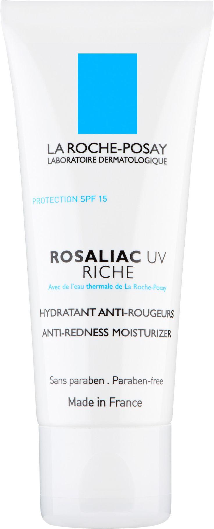 La Roche-Posay Rosaliac UV Riche Fortifying Anti-Redness Moisturizer 40ml