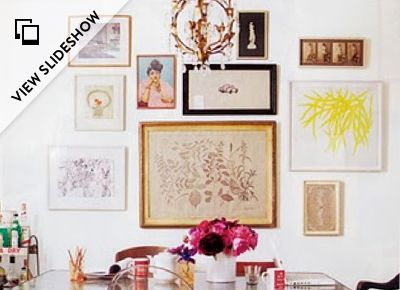 The rules for hanging just about anything via @PureWow