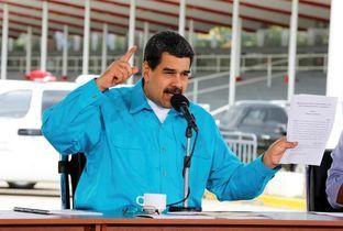 Maduro ordena refinanciar la deuda externa de Venezuela - Milenio.com