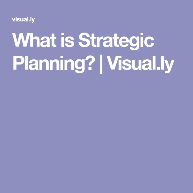 The  Best What Is Strategic Planning Ideas On