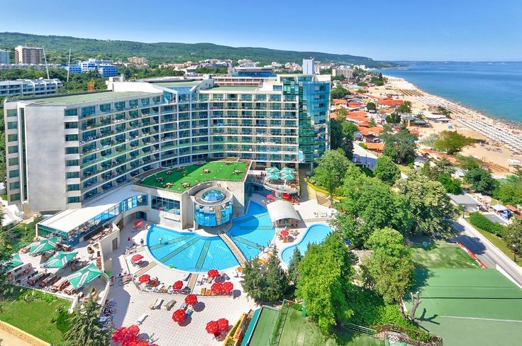 Hotel Marina grand beach Bulgaria