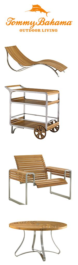 29 best Exterior Furniture - Low Maintenance images on Pinterest ...